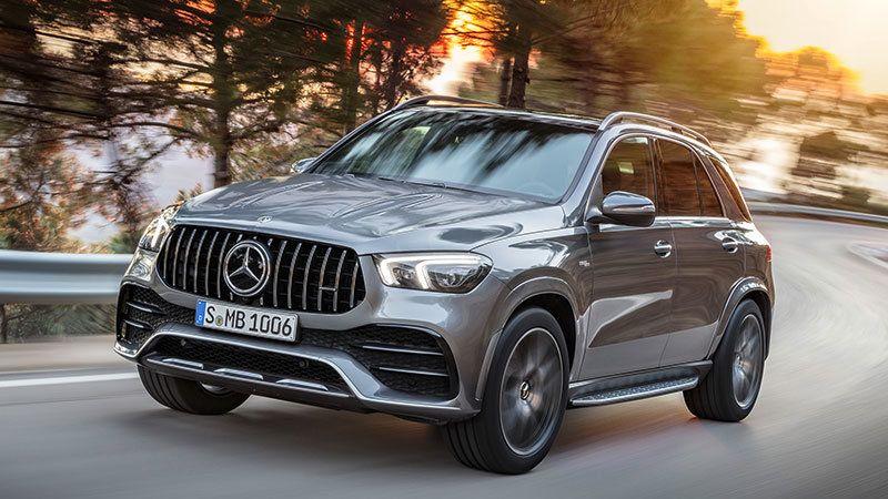 Mercedes Amg Gle 53 Revealed For Geneva With Eq Boost 48v 429 Hp