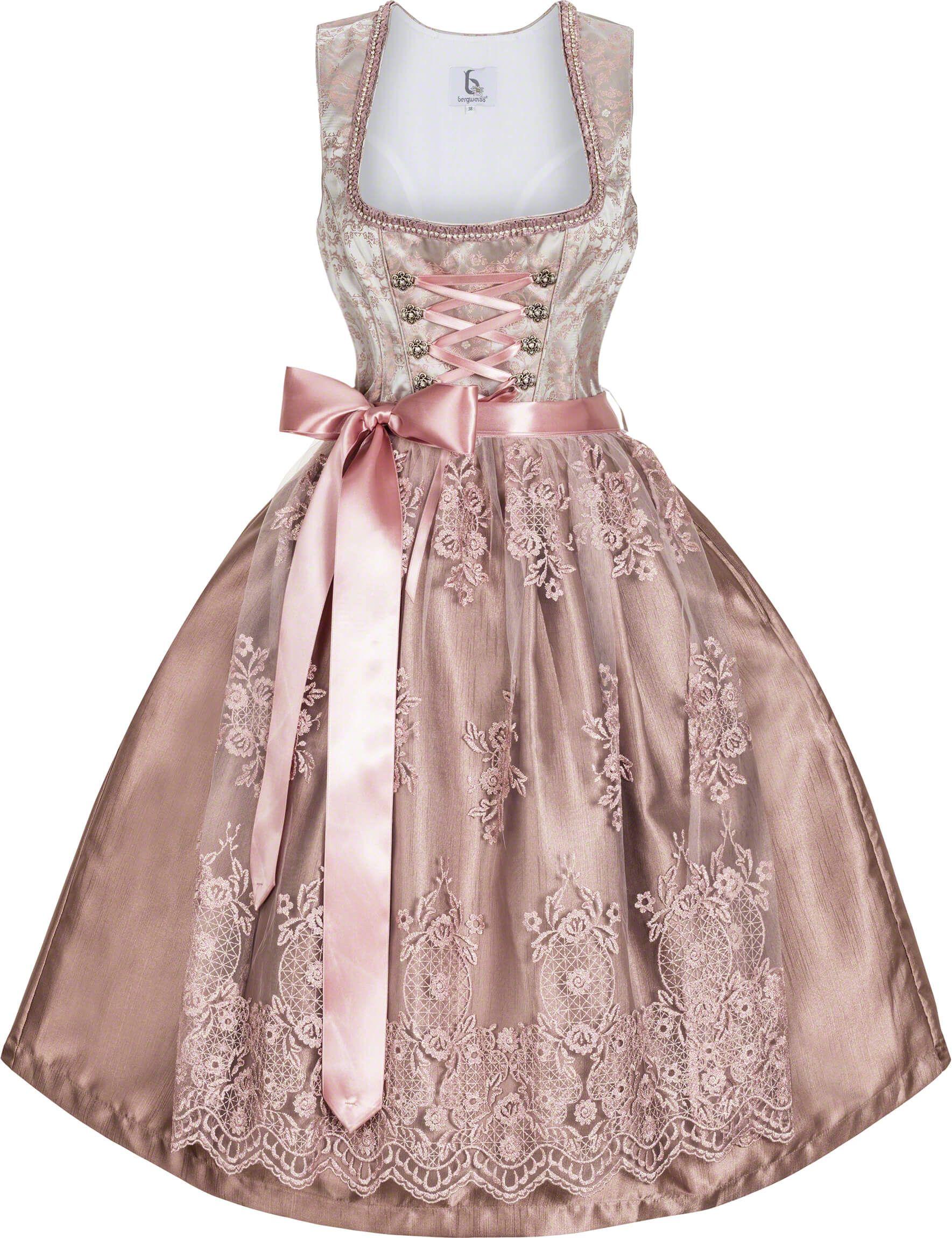 Tiffany Rosa Gold Dirndl Trachten Schone Kleidung Dirndl