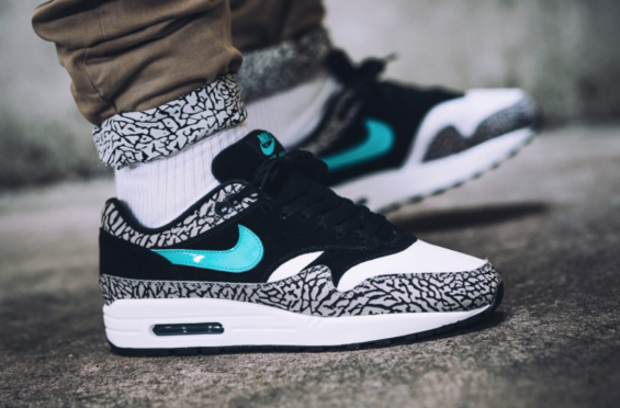 The Classic Nike Air Max 1 Atmos Elephant Drops This Weekend