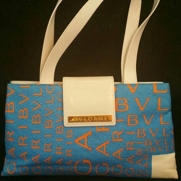 Bvlgari Handle Bag - Mercari: Anyone can buy & sell