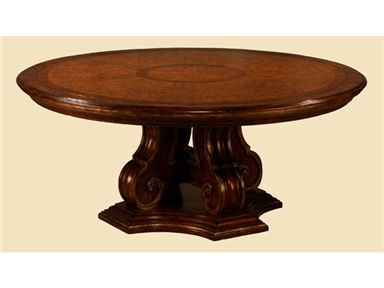 ... Shop For Marge Carson Chateau Chaumont Round Dining Table, CH08, And  Other Dining Room Dining Tables At Elite Interiors In Myrtle Beach, SC.