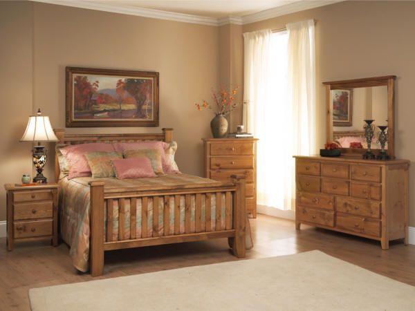 Pine Bedroom Furniture Wooden, Painted Pine Bedroom Furniture Ideas