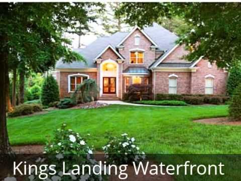 Kings Landing Lake Norman Homes For Sale In Mooresville Nc Waterfront Homes For Sale King S Landing Waterfront Homes