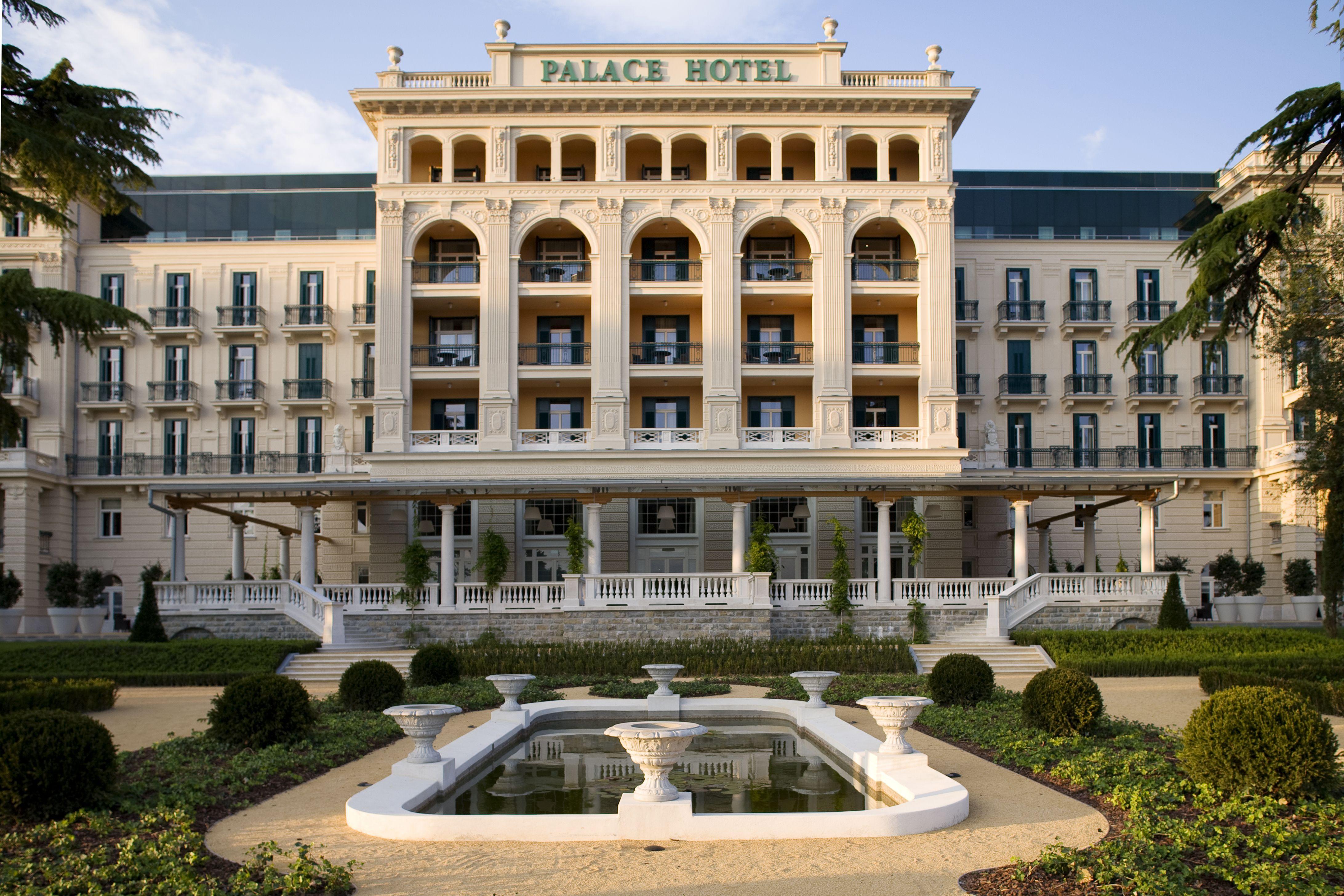 Hotel Palace Portoroz Slovenia M Sora Windows