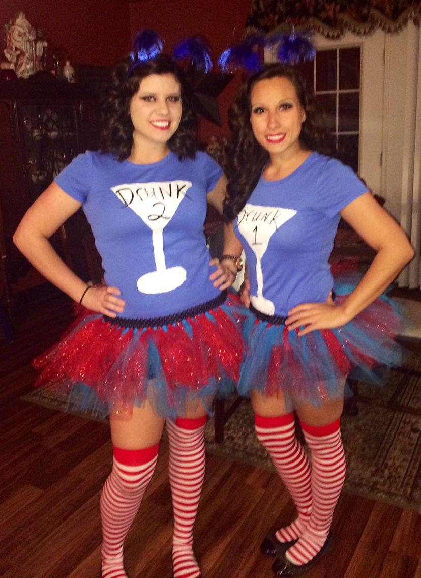 Drunk 1 and Drunk 2 Halloween Costume | HoLiDaYs | Pinterest