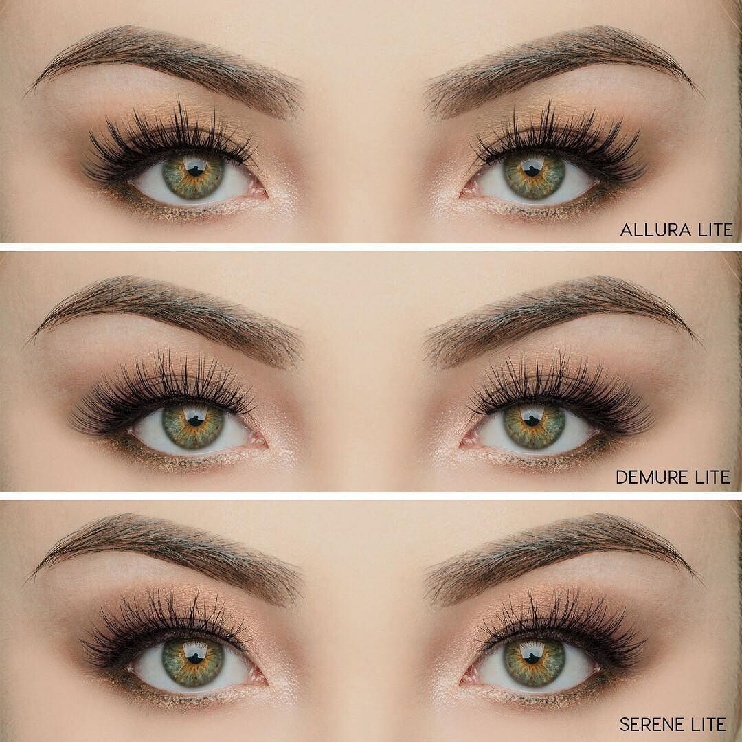 538675114a1 3 new #LiteLashes, 3 new amazing looks to try! Try them out and find your  perfect lash match! ❤ ✨ #houseoflashes #lashes #lashgamestrong #lashfocus  #motd