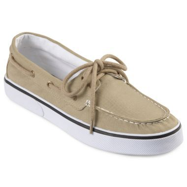 9c22c52dbb4f8 St. John s Bay® Inlet Mens Boat Shoes found at  JCPenney These would be  great for Hawaii trip.