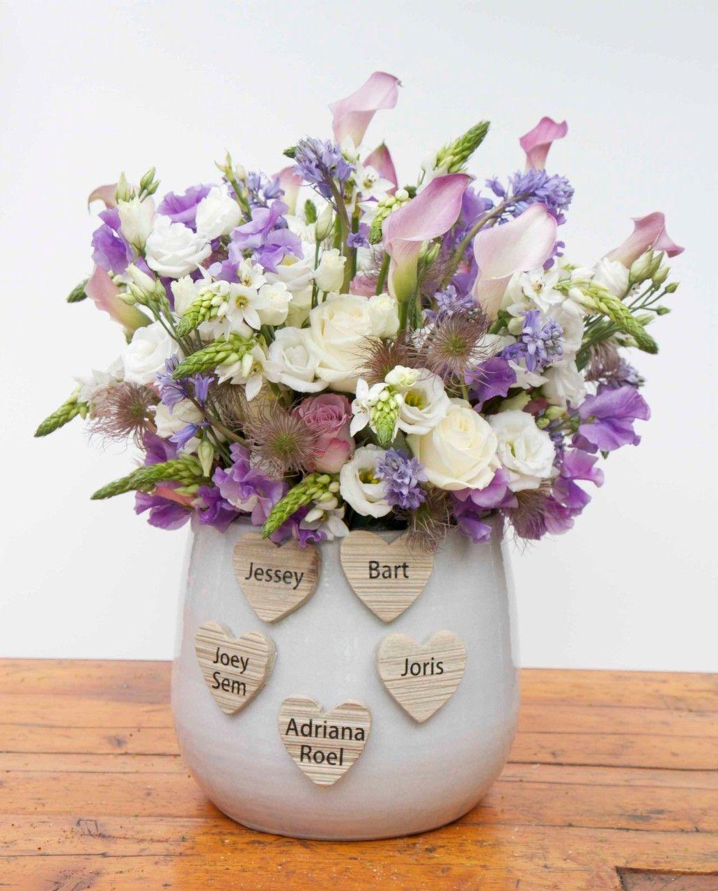 First Flower Decoration - Iris Steevens