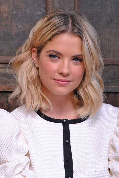 25 Stunning And Charming Wavy Bob Hairstyles Hairz Hair Short