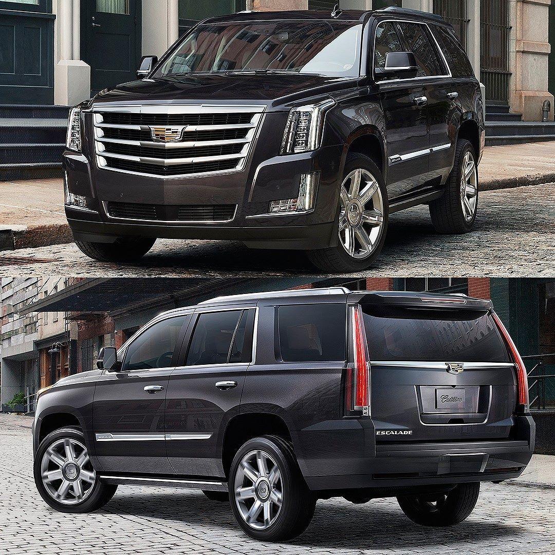 Cadillac Escalade 2017 SUV Full Size De Luxo Segue Firme