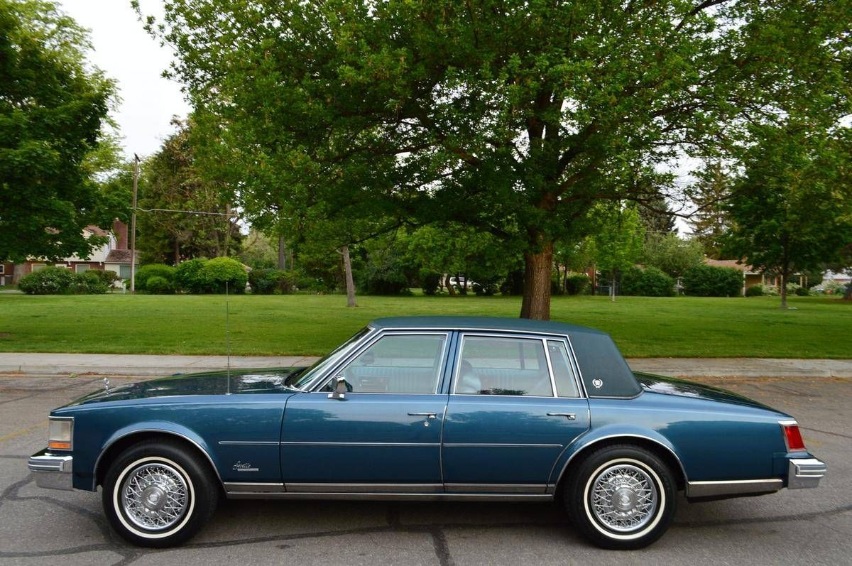 1977 cadillac seville maintenance of old vehicles the material for new cogs casters