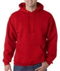 Adult Heavy BlendFull-Zip Hooded Sweatshirt - Royal