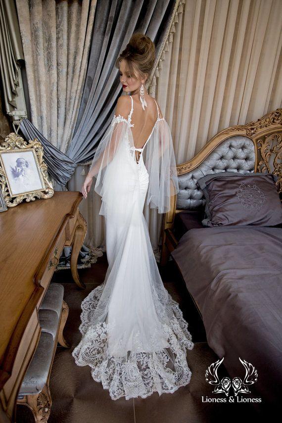 Winter Wedding Gowns | Unique weddings, Wedding dress and Wedding