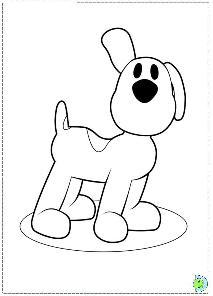 pocoyo coloring pages - Google Search | Pocoyo para ...