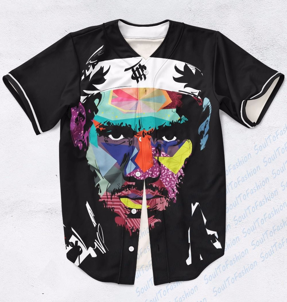 new concept cda44 aa1a3 Real USA Size Custom Made Fashion 3D Sublimation Print ...