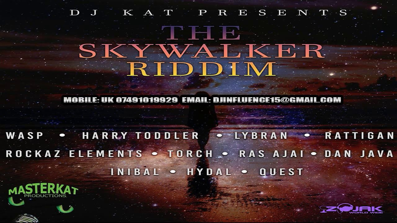 The Skywalker Riddim Mix (Dancehall) 2019 - Master Kat
