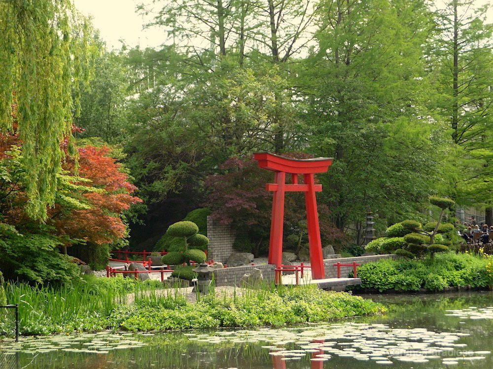 Schlossgarten In Arcen Japanischer Garten Garten Japanischer Garten Asiatischer Garten