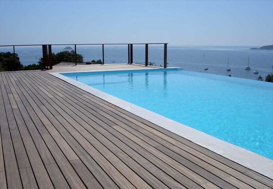 Swimming Pool Deck Tile With Plain Ideas Swimming Pools