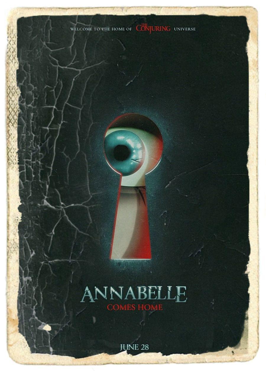 Film Magyarul Annabelle 3 2 0 1 9 Teljes Film Online Hd Best Horror Movies The Conjuring Watch Tv Shows