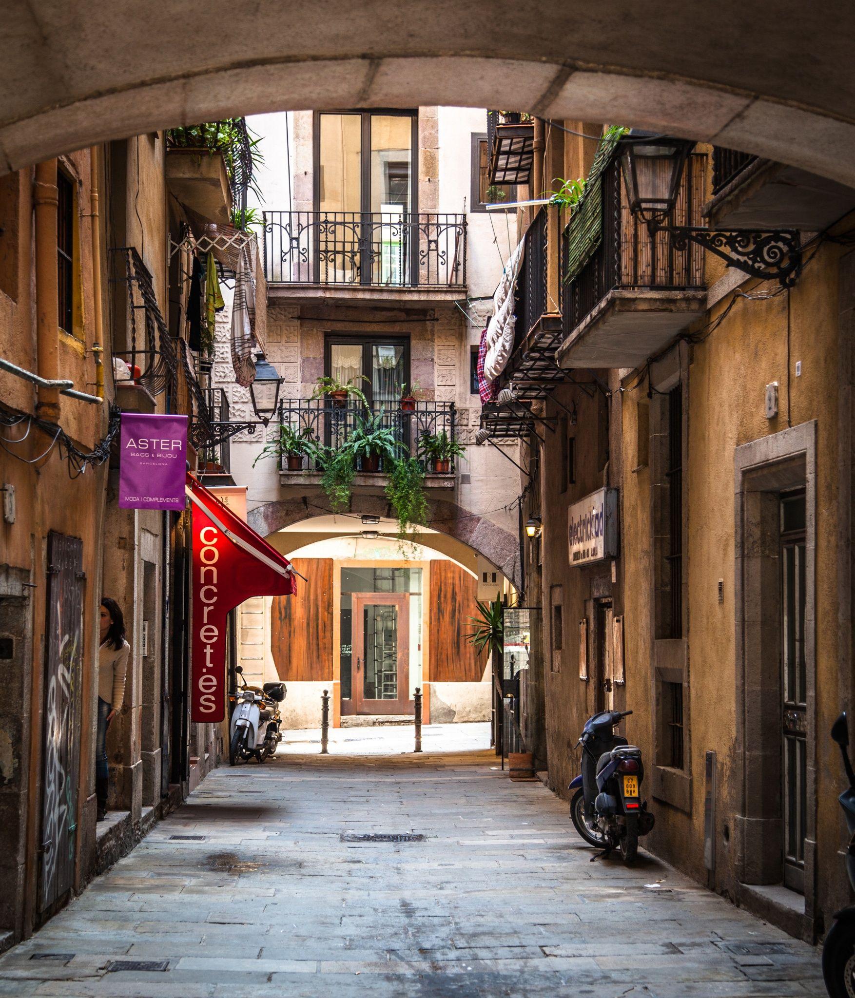 El born carrer de la volta dels tamborets barcelona for Hoteles en el born de barcelona
