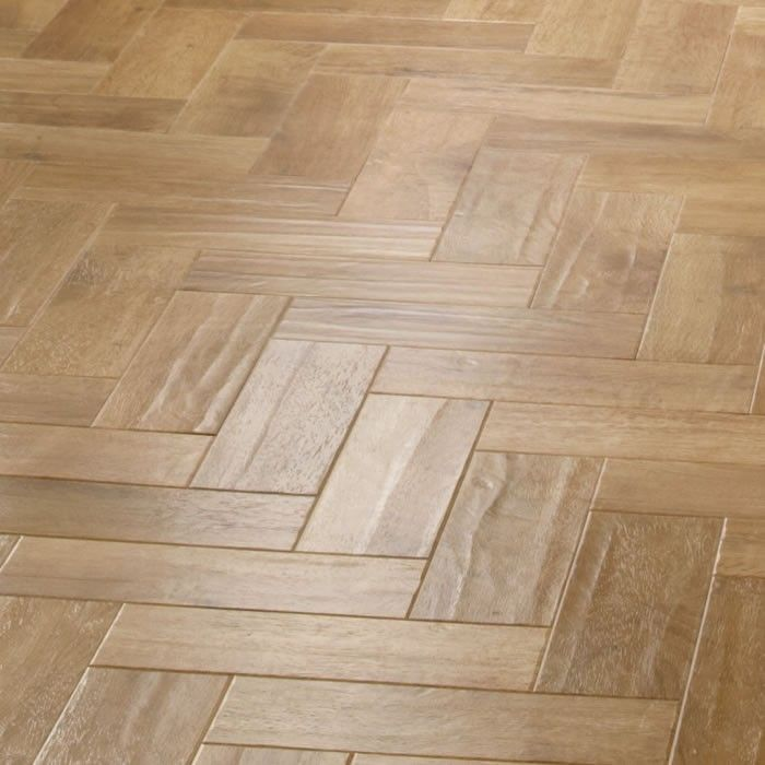 Karndean Art Select Parquet Blonde Oak Vinyl Flooring