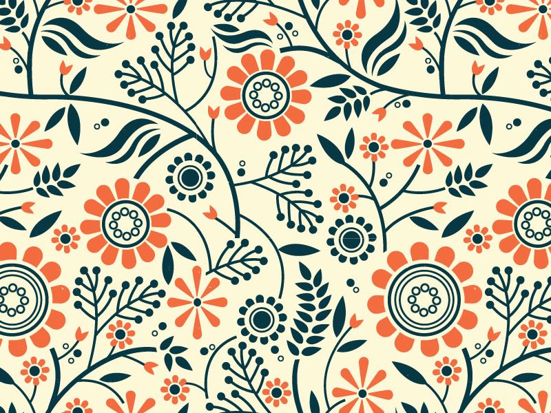 Accent fabric design
