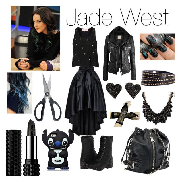 "Assez Jade West Outfit "" by hannah-is-super-amazing ❤ liked on Polyvore  JP27"