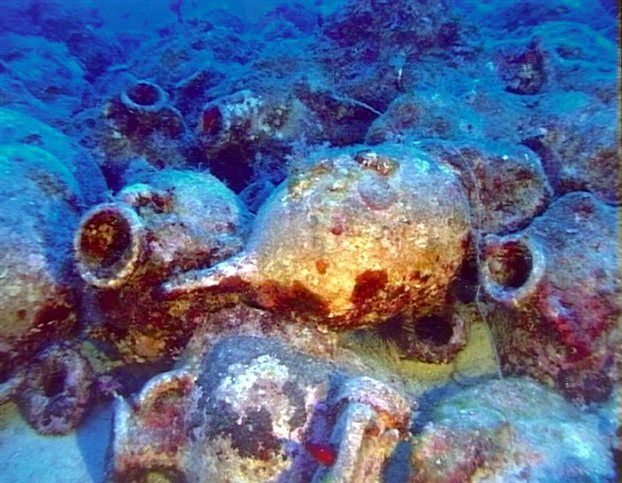 The Archaeology News Network: Ancient shipwrecks discovered in the Aegean