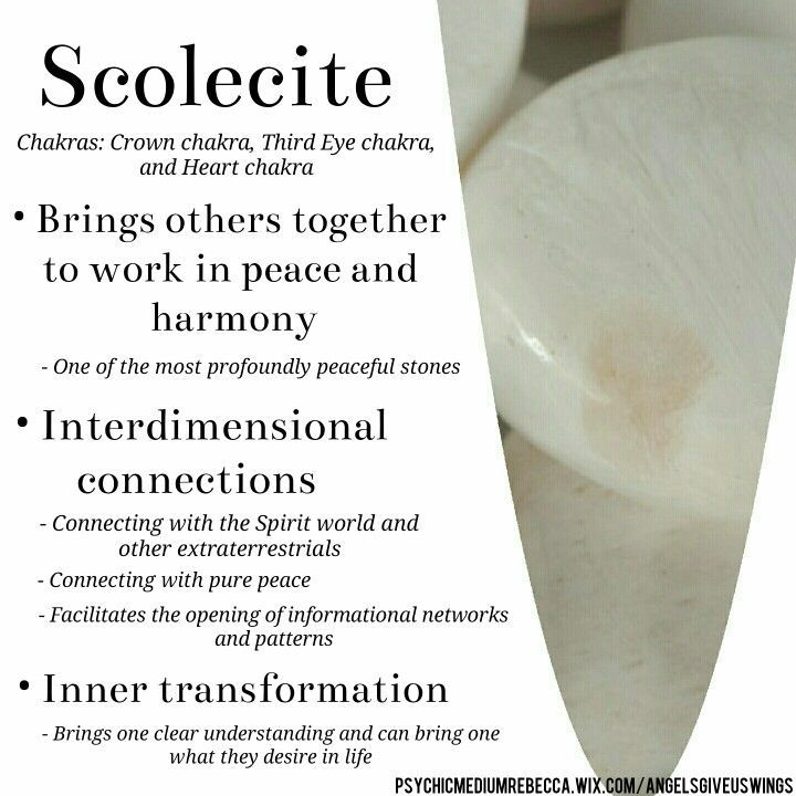 Scolecite crystal meaning #crystalmeanings