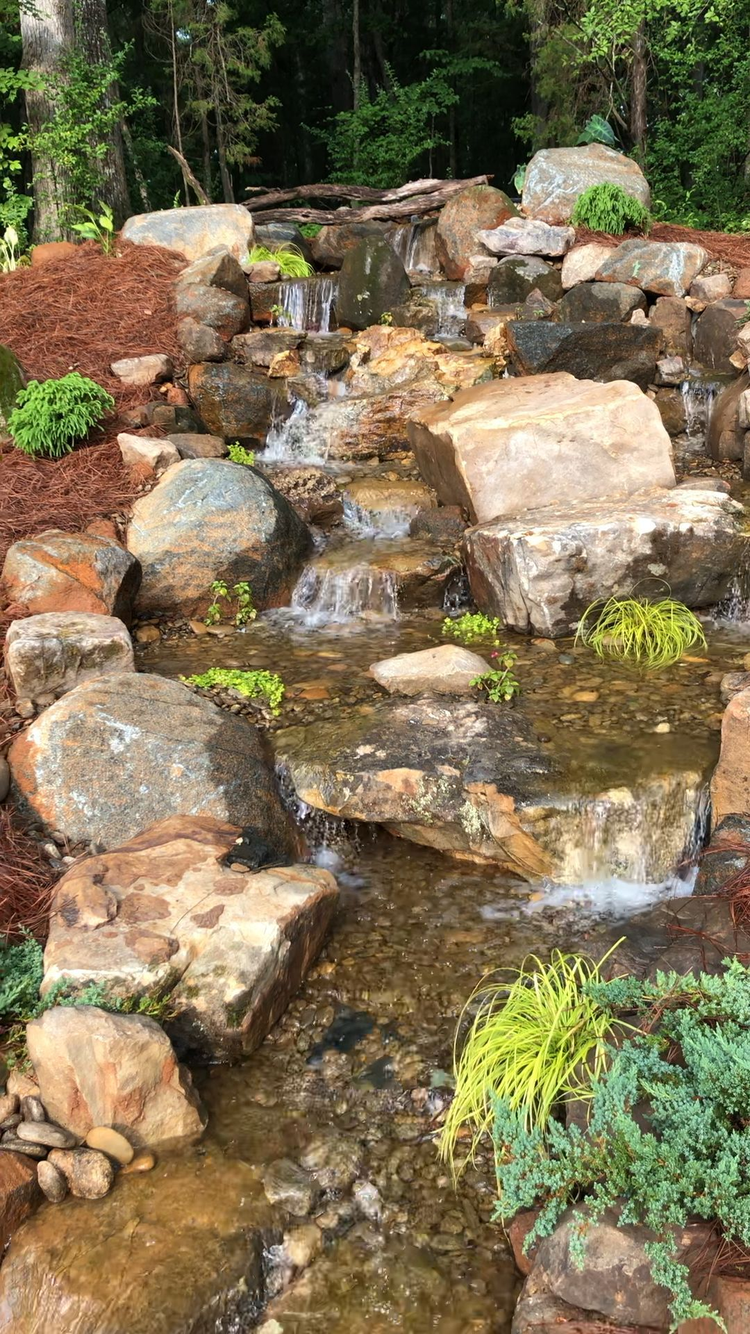 84 Diy Back Yard Waterfall Ideas To Beautify Your Home Garden84