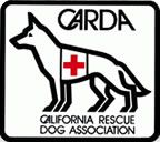 Dog handler or support member for search and rescue team