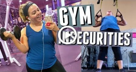 Being the Fat Girl at the Gym #fitness