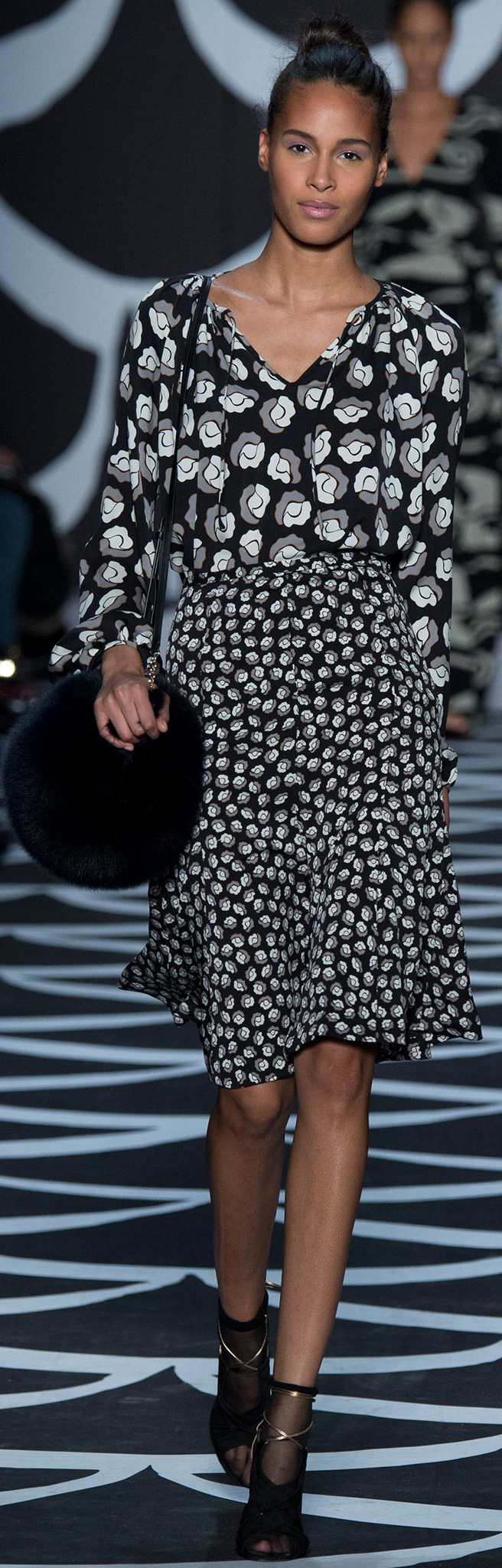 Diane Von Furstenberg - Fall 2014