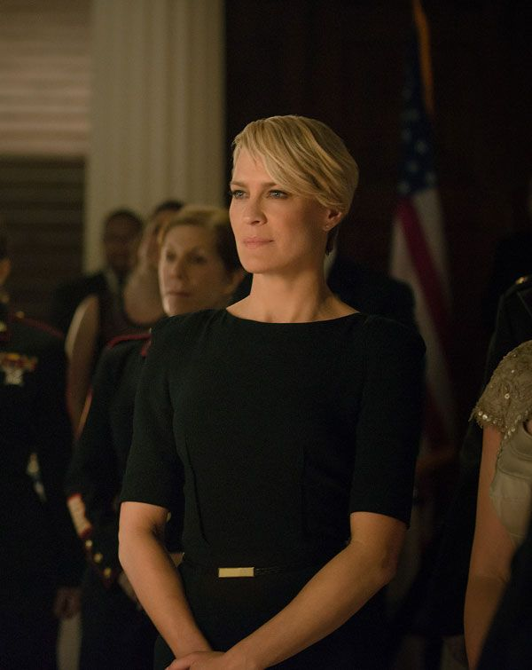 Claire Underwood Style Season 2 'House of Cards' Costu...