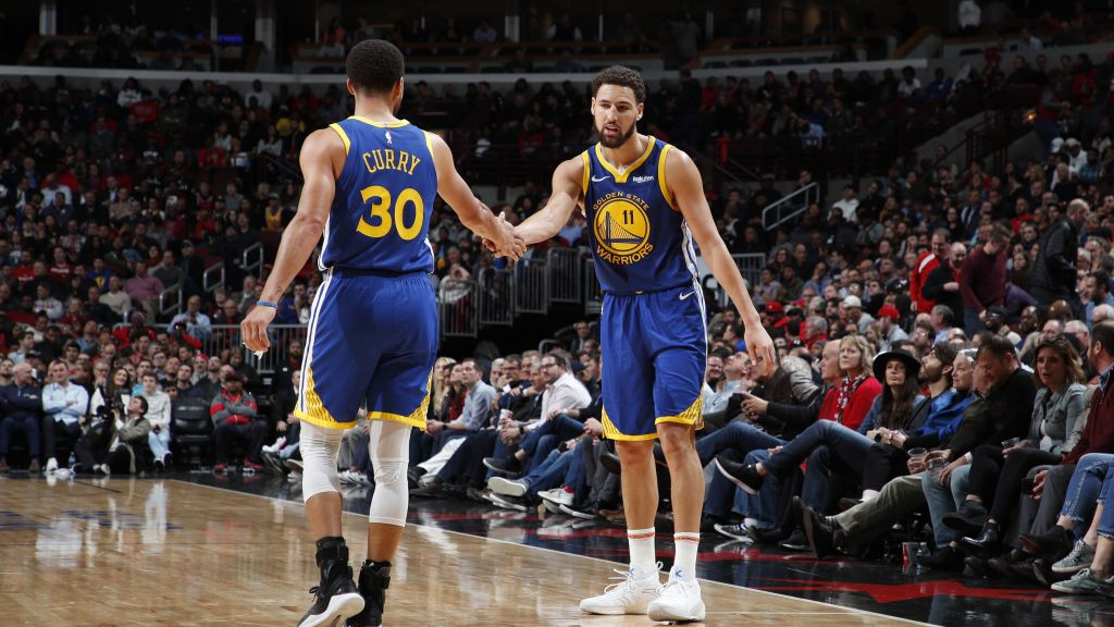296cf07df901 Warriors v. Bulls Preview  Warriors look to rain treys against Chicago