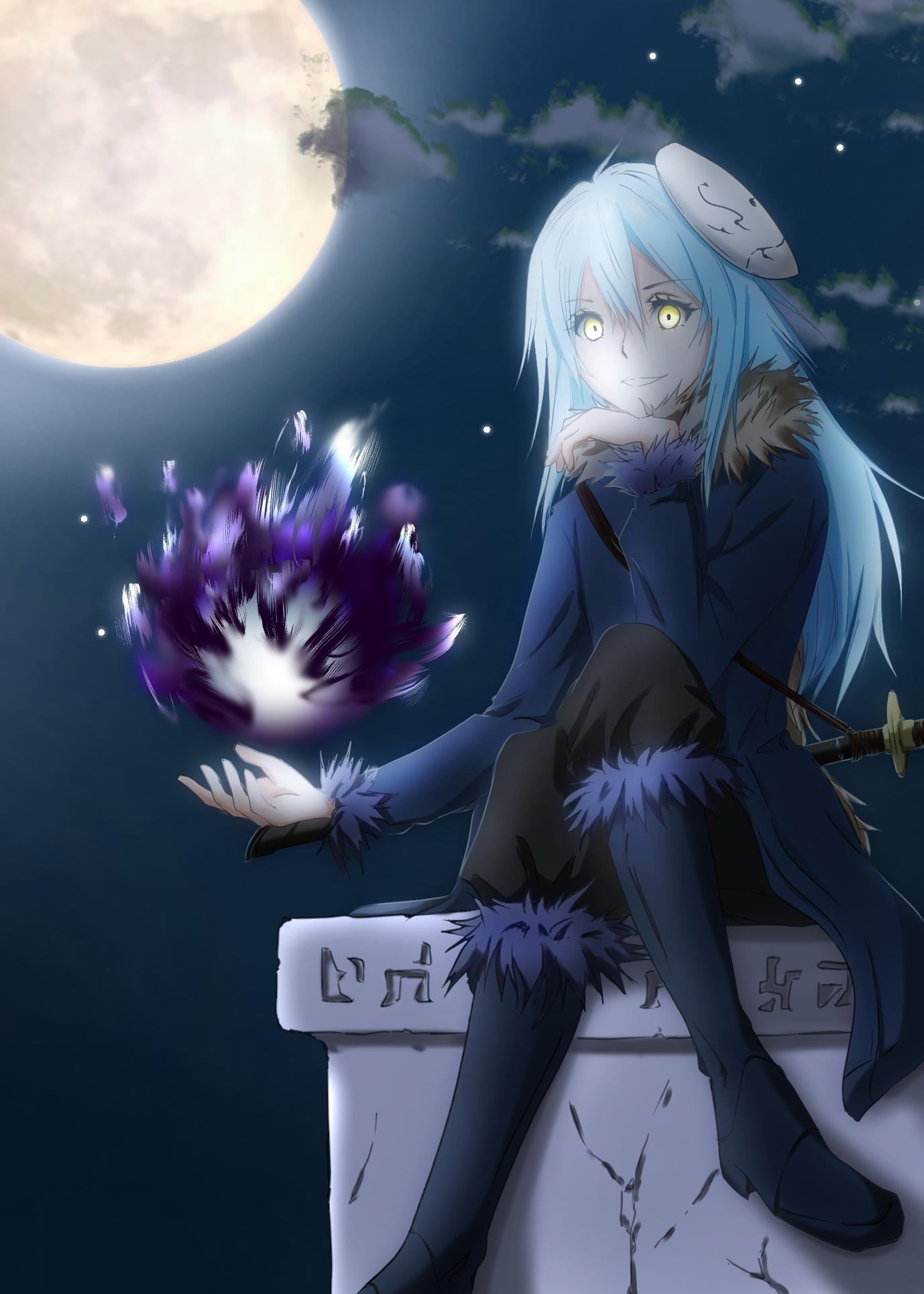 Rimuru Tempest Anime