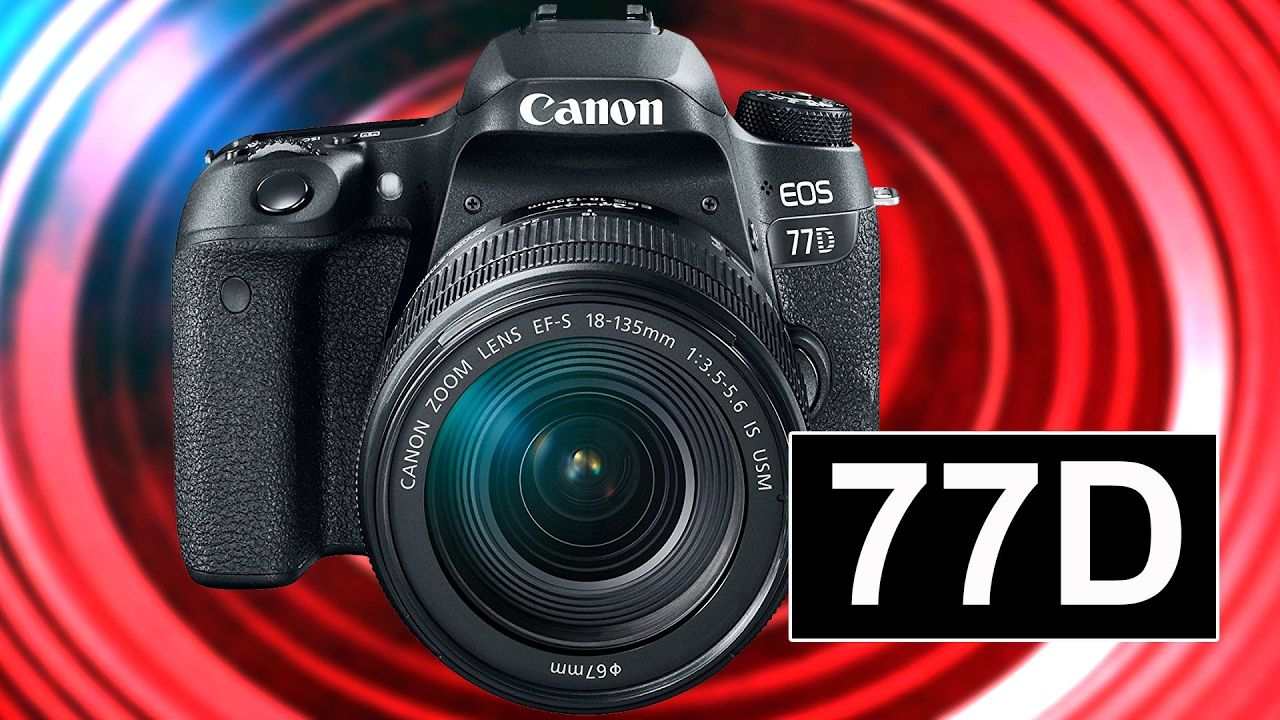 Canon 77D - 5 Reasons to Buy the 77D OVER the Canon T7i