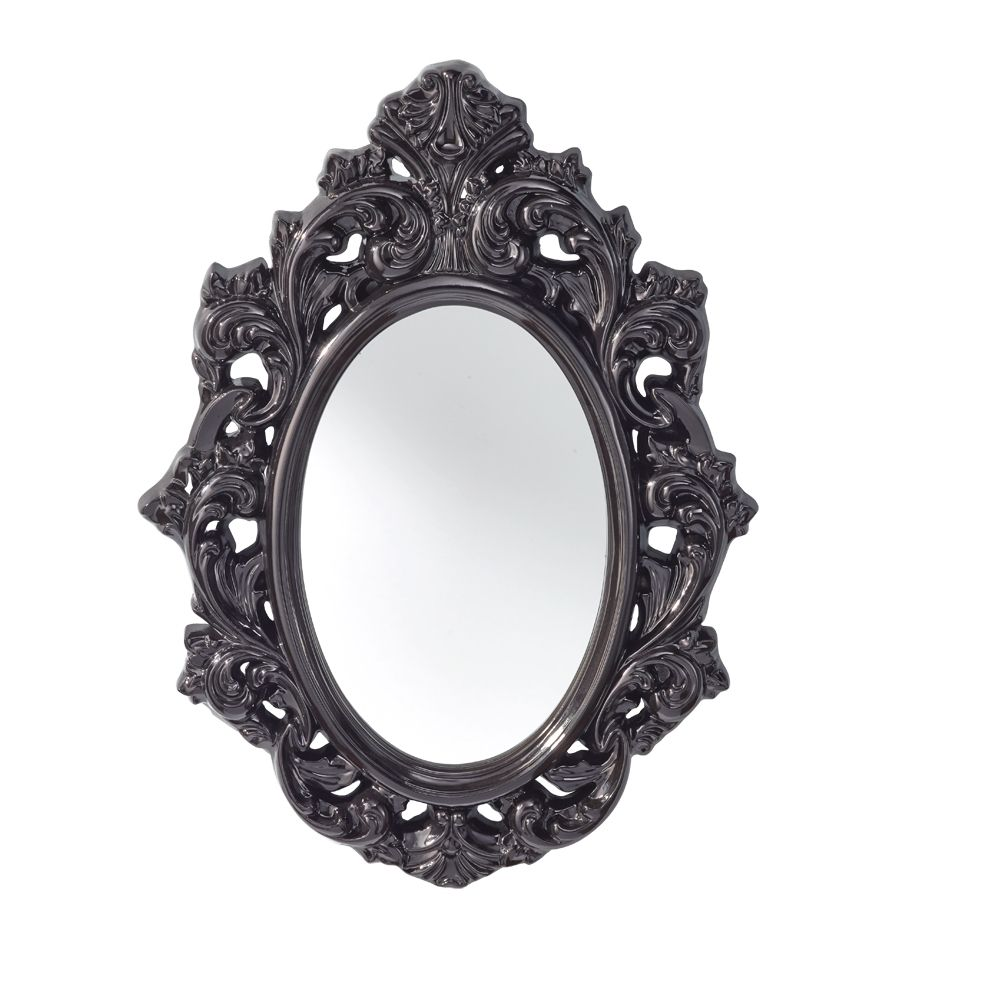 Infuse any space with traditional elegance by displaying this oval ...