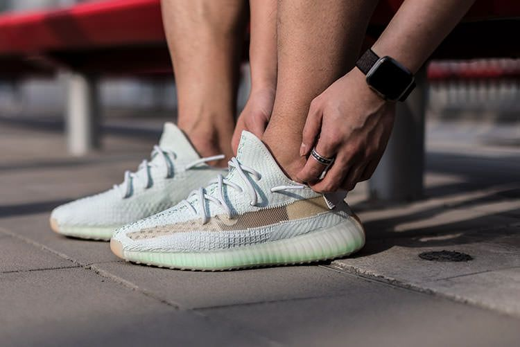 Kanye West X Adidas Yeezy Boost 350 V2 Hyperspace Running Shoes Adidas Yeezy Boost Yeezy Adidas Yeezy Boost 350