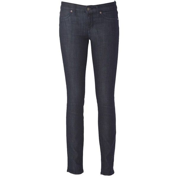 Rich and skinny grey jeans