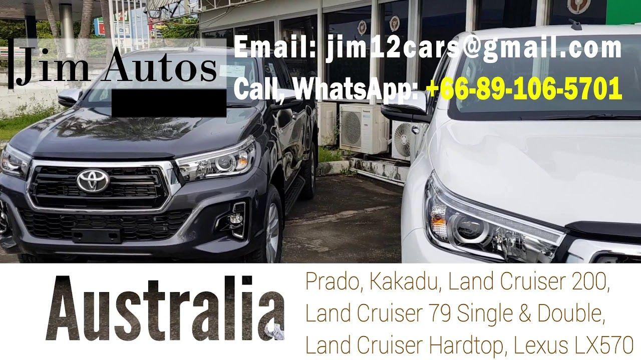 2018 2019 Toyota Hilux Revo Thailand Smart Cab 4wd Prerunner Seychelles Toyota Hilux Toyota Lexus Lx570