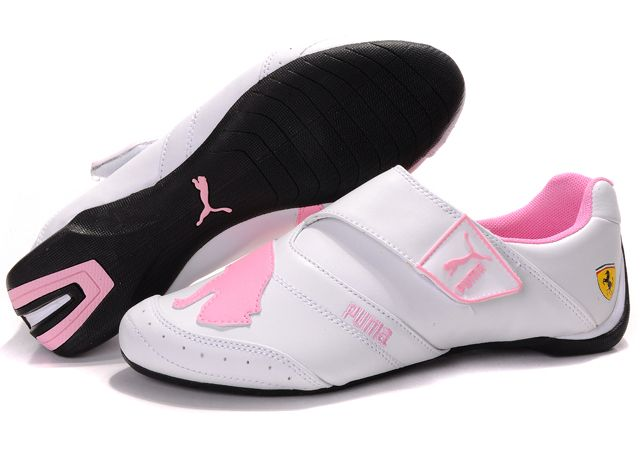 Find the Puma Baylee Future Cat Womens Shoes White Pink Authentic at  Pumafenty. Enjoy casual shipping and returns in worldwide.