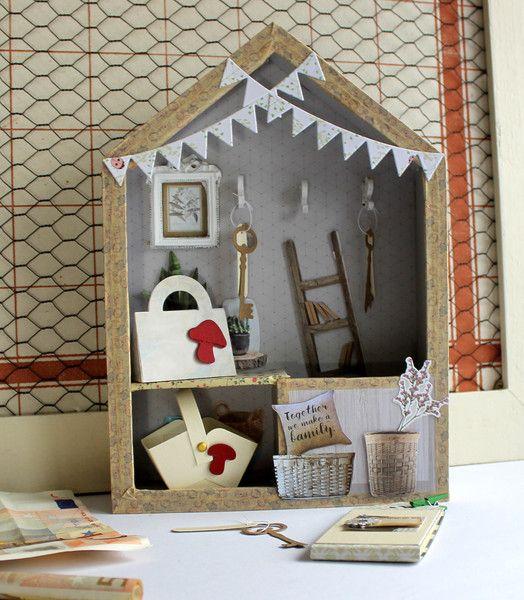 wanddeko geschenk zur einweihung hausbau geld ein. Black Bedroom Furniture Sets. Home Design Ideas
