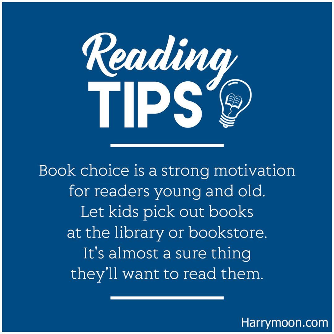 Book Choice Is A Strong Motivation For Readers Young And Old Let