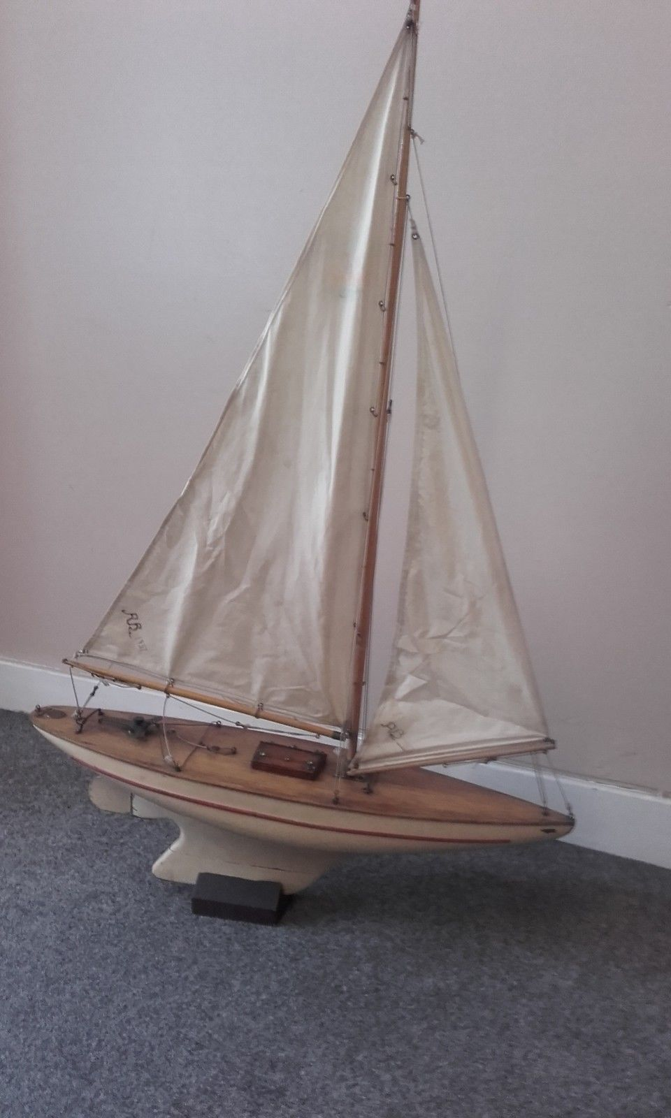 "vintage star yacht ""northern star"" racing special model"