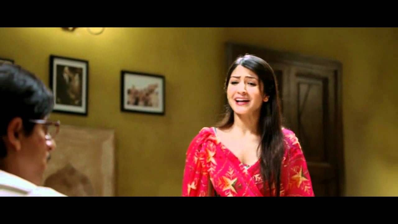 rab ne bana di jodi romantic scene | bollywood | pinterest
