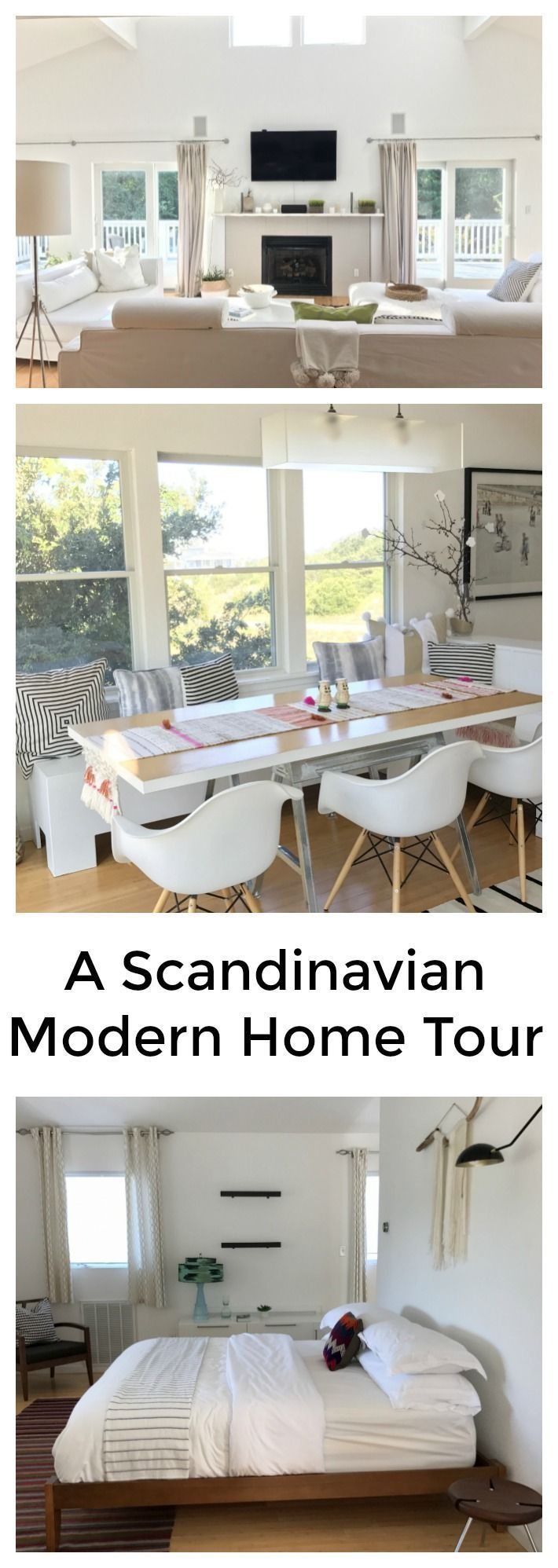 Take  home tour of stunning scandinavian design modern whether you  re looking for decor ideas how to be hygge searching also rh pinterest