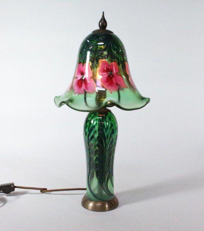 Daniel Lotton Lamp
