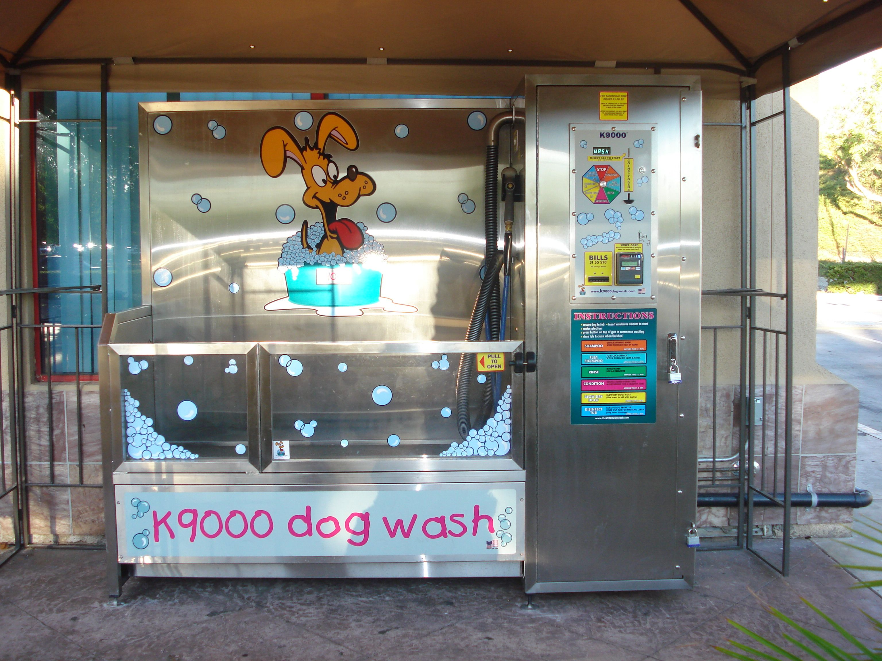 New State Of The Art Dog Washing Station Wash Your Dog Here At Crossroads Hand Car Wash Dog Washing Station Dog Wash Dog Heaven