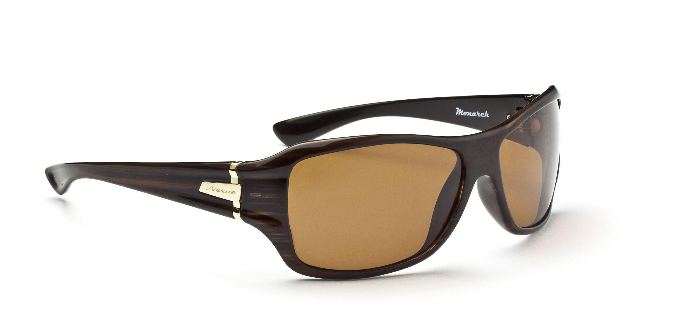 Optic Nerve Monarch Polarized Women's Sport Sunglasses 65